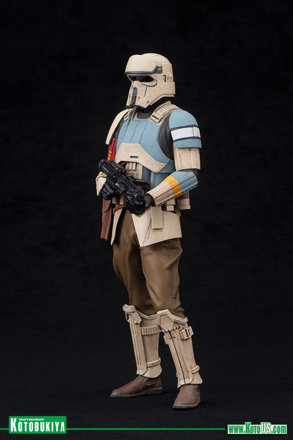 Kotobukiya - ARTFX+ - Rogue One: A Star Wars Story - Scarif Stormtrooper (Shoretrooper) Two Pack (1/10 scale) - Marvelous Toys - 6