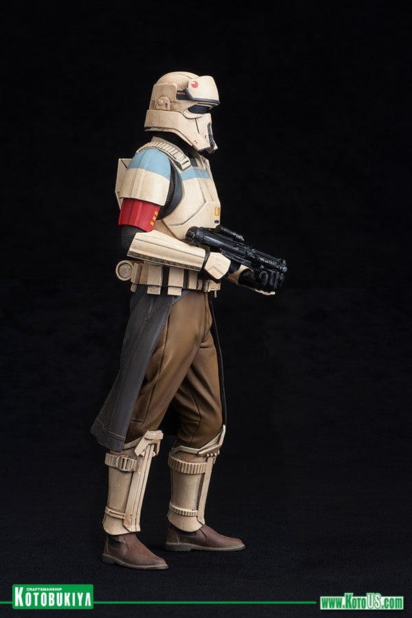Kotobukiya - ARTFX+ - Rogue One: A Star Wars Story - Scarif Stormtrooper (Shoretrooper) Two Pack (1/10 scale) - Marvelous Toys - 10