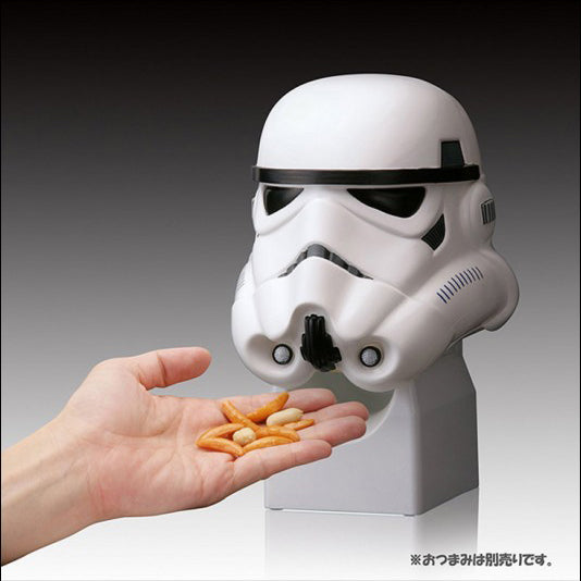TakaraTomy A.R.T.S - Star Wars - Stormtrooper Otsumami Snack Server