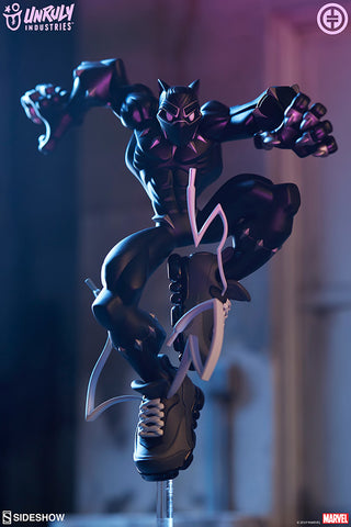 Sideshow Collectibles - Unruly Industries - Marvel - T'Challa (Black Panther) by Tracy Tubera