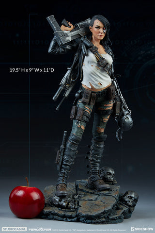 Sideshow Collectibles - Mythos Premium Format Figure - Rebel Terminator