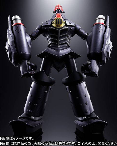 Bandai - Soul of Chogokin - GX-48K The Big O -Kurogane Finish- (Full Package) (TamashiiWeb Exclusive)