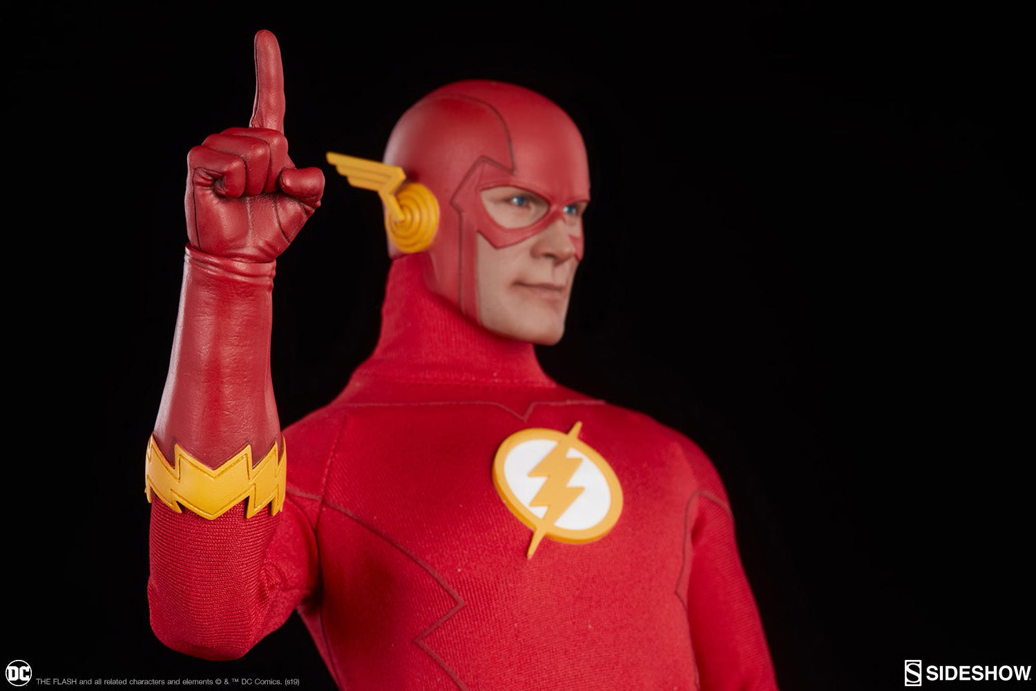 Sideshow Collectibles - Sixth Scale Figure - DC Comics - The Flash