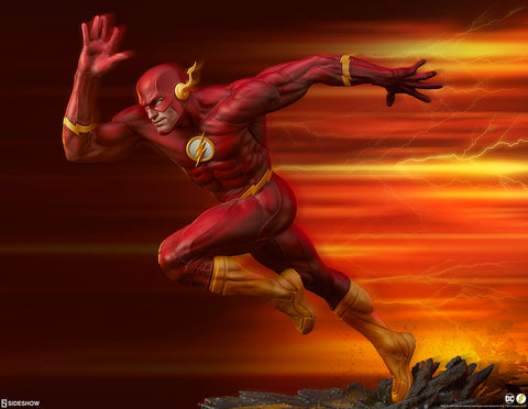 Sideshow Collectibles - Premium Format Figure - DC Comics - The Flash