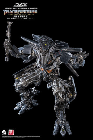 Threezero - DLX Scale - Transformers: Revenge of the Fallen - Jetfire