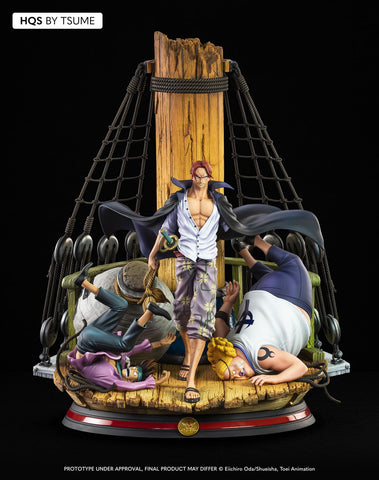 Tsume - HQS - One Piece - Shanks (1/7 Scale)