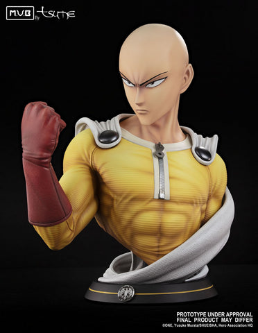 Tsume - My Ultimate Bust - One Punch Man - Saitama (Life-Size)