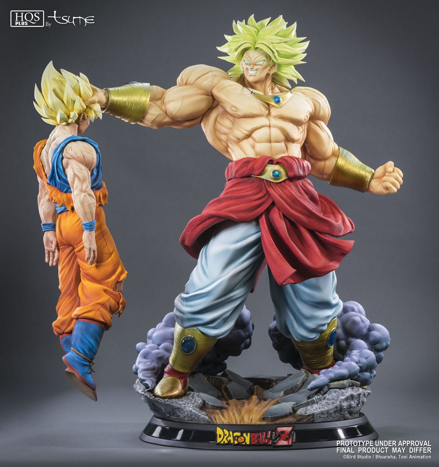 Tsume-Art - HQS+ - Dragon Ball Z - Legendary Super Saiyan Broly