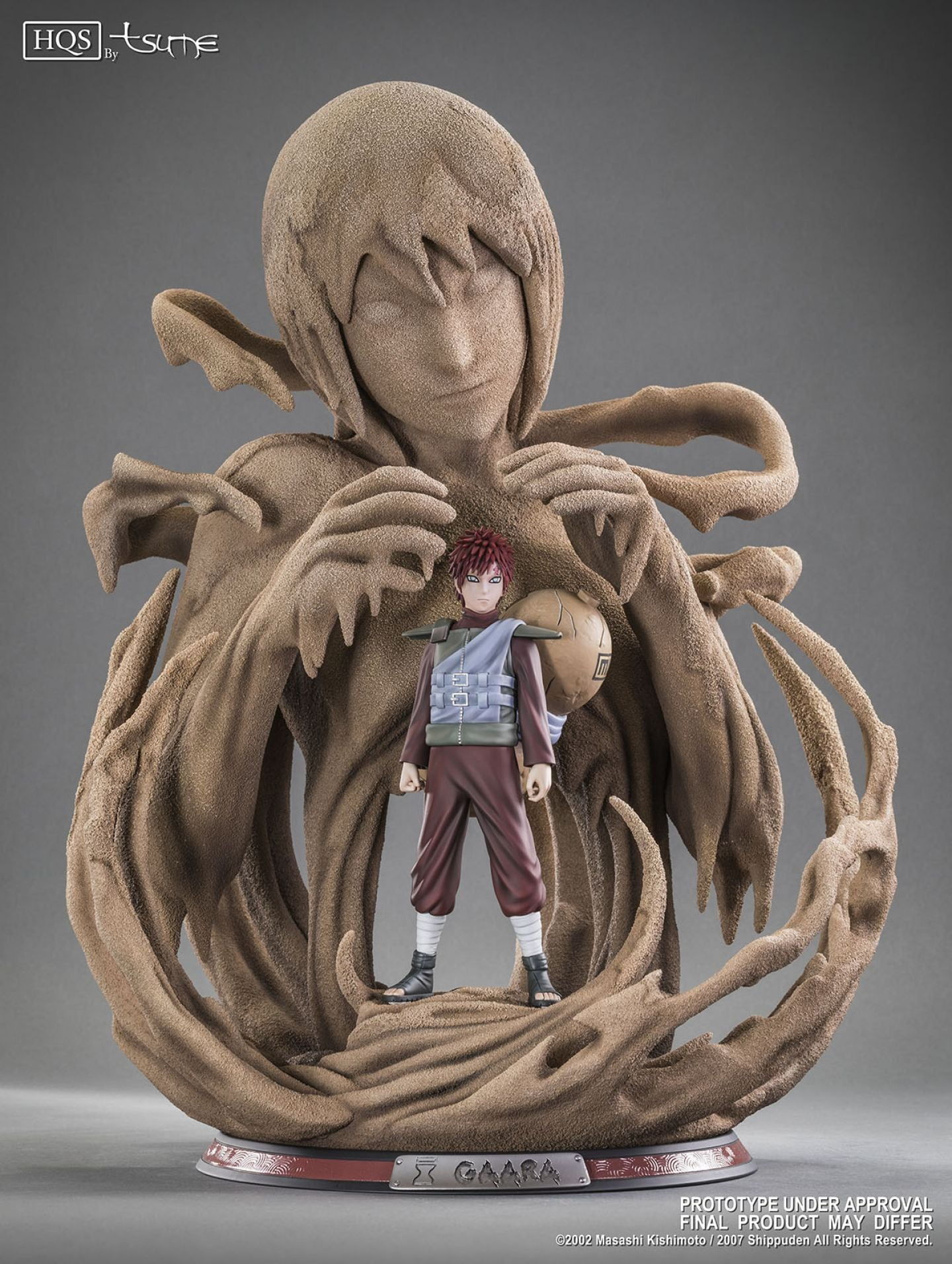"Tsume - HQS - Naruto Shippuden - Gaara ""A Father's Hope, A Mother's Love"""