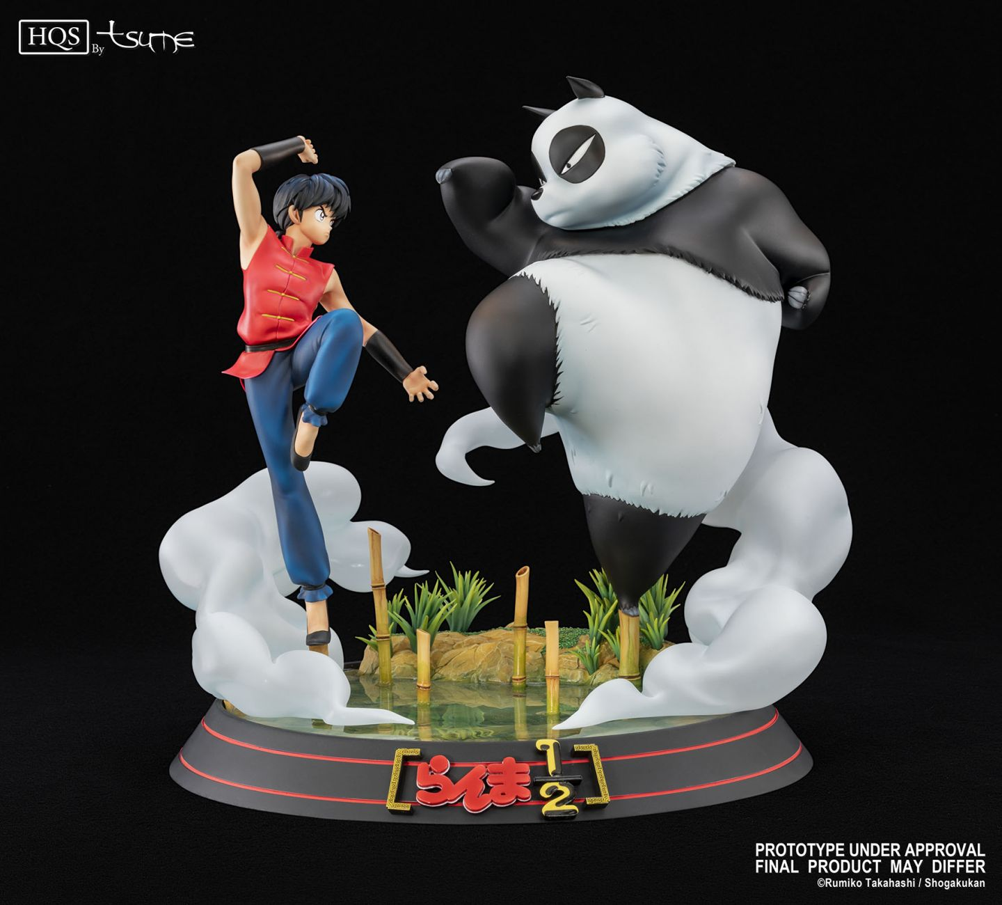 Tsume - HQS - Ranma 1/2 - Jusenkyo's Cursed Springs (1/8 Scale)
