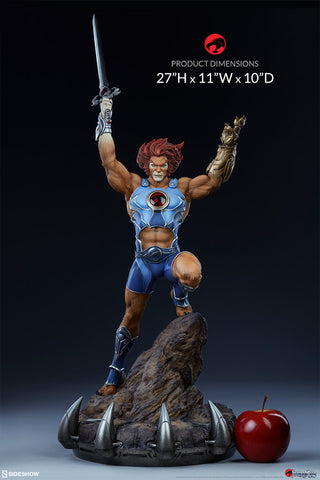 Sideshow Collectibles - ThunderCats - Lion-O Statue