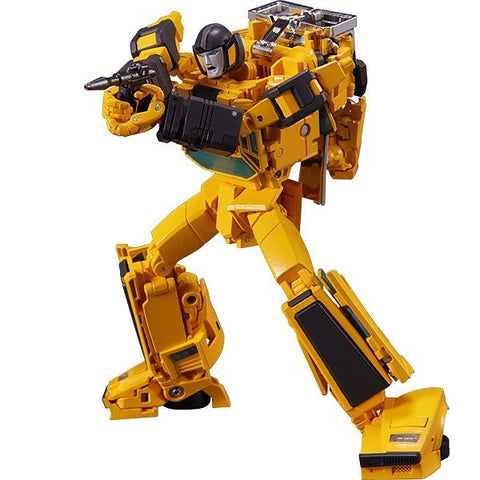 TakaraTomy - Transformers Masterpiece - MP-39 - Sunstreaker (Reissue)