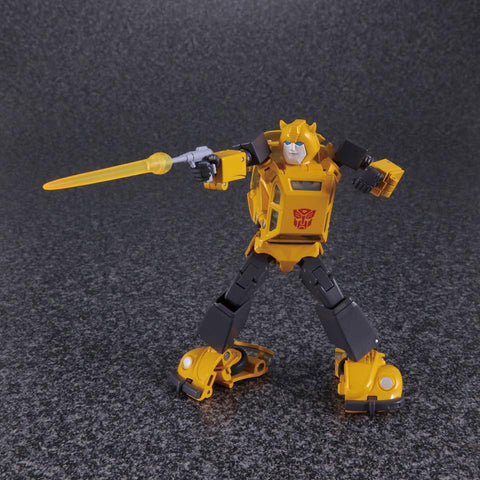 TakaraTomy - Transformers Masterpiece - MP-45 - Bumblebee Version 2.0 (with Collector's Pin) (Asia Version)