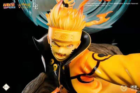 Iron Kite Studio - Naruto Shippuden - Naruto Uzumaki (Six Path Sage Mode) (1/4 Scale)
