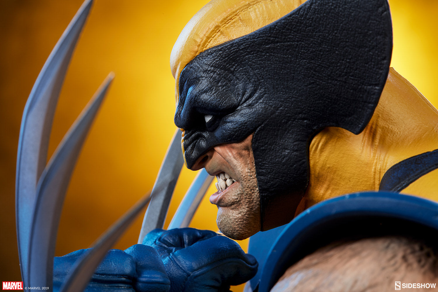 Sideshow Collectibles - Marvel - Wolverine Bust