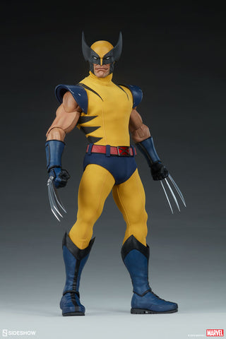 Sideshow Collectibles - Sixth Scale Figure - Marvel - Wolverine