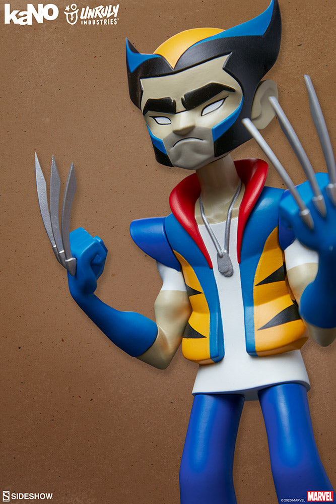 Sideshow Collectibles - Unruly Industries - Marvel - Wolverine