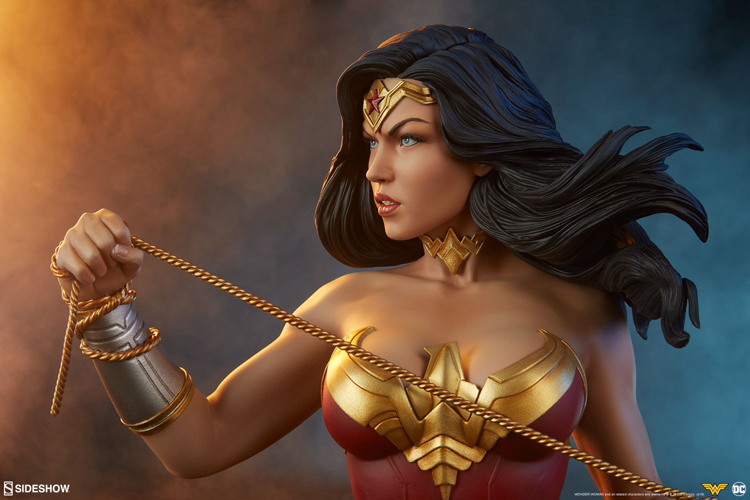 Sideshow Collectibles - Bust - DC Comics - Wonder Woman