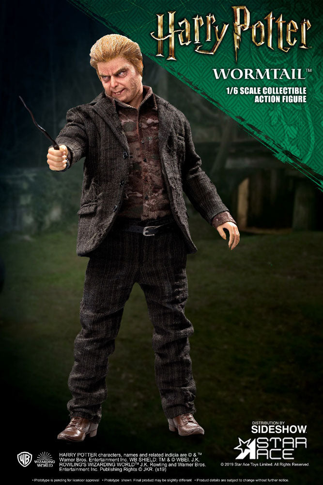 Star Ace Toys - Harry Potter and the Goblet of Fire - Peter Pettigrew (Wormtail) (1/6 Scale)