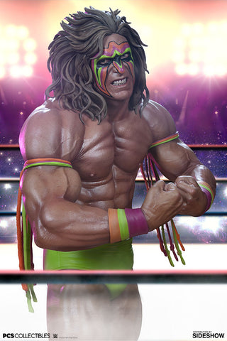 Sideshow Collectibles x Pop Culture Shock - WWE - Ultimate Warrior (1/4 Scale)