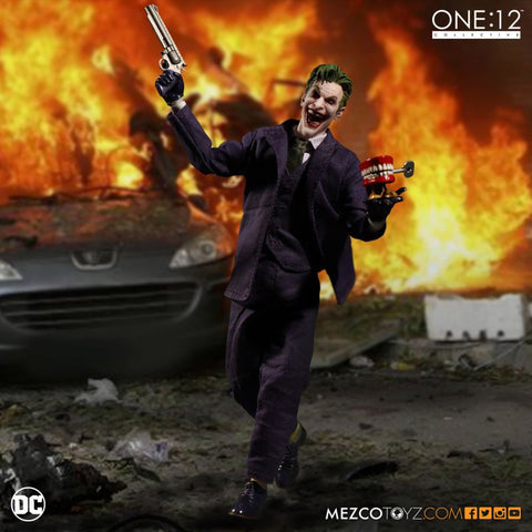 Mezco - One:12 Collective - The Joker - Marvelous Toys - 1