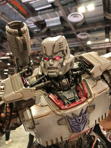 XM Studios - Transformers Premium Collectibles - Megatron (1/10 Scale)