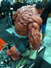 XM Studios - Marvel Premium Collectibles - Red Hulk (1/4 Scale)