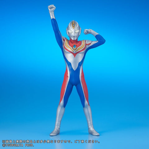 X-Plus - Daikaiju Series - Ultra New Generation - Ultraman Dyna (Flash Type) Entrance Pose