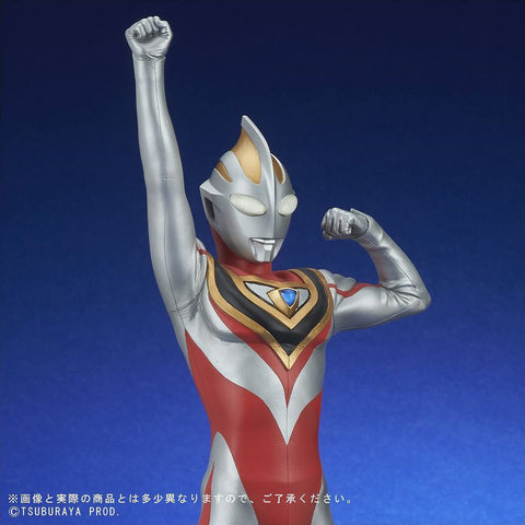 X-Plus - Daikaiju Series - Ultra New Generation - Ultraman Gaia (V2) Appearance Pose
