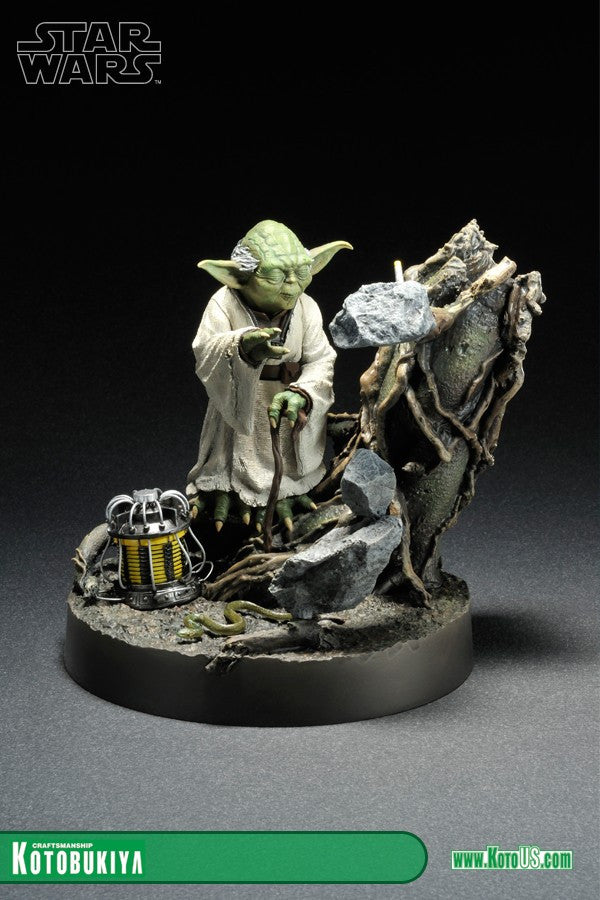 Kotobukiya - ARTFX+ - Star Wars: The Empire Strikes Back - Yoda (1/7 scale) - Marvelous Toys - 1