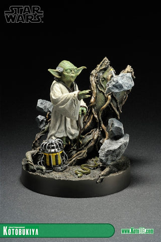 Kotobukiya - ARTFX+ - Star Wars: The Empire Strikes Back - Yoda (1/7 scale) - Marvelous Toys - 2