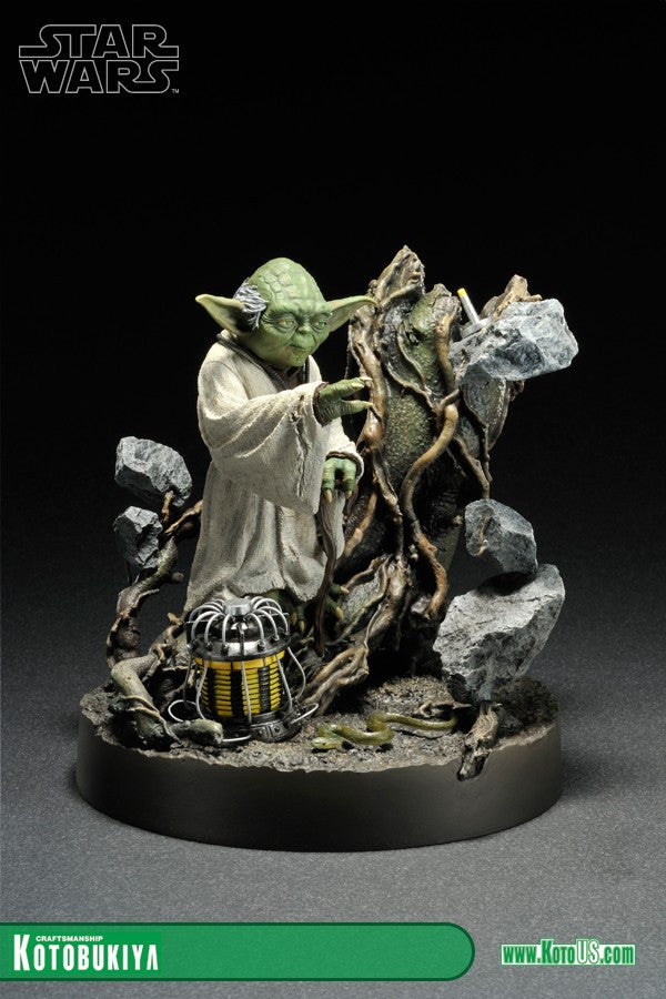 Kotobukiya - ARTFX+ - Star Wars: The Empire Strikes Back - Yoda (1/7 scale) - Marvelous Toys - 4
