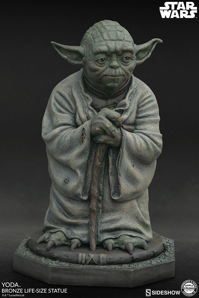 Sideshow Collectibles - Life-Size Bronze Statue - Star Wars - Yoda