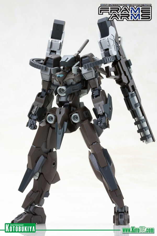 Kotobukiya - Frame Arms - YSX-24C Baselard with Bombardment Unit Model Kit