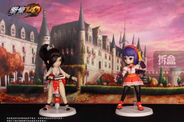 ToysComic - MoeFigs - The King of Fighters - Mai Shiranui