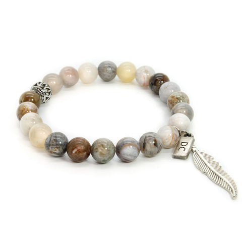 Stone & Essential Oil Bracelets