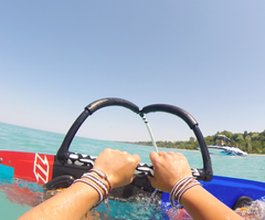 Wakeboard jewelry accessory