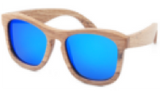 Stylish Wooden Sunglasses for Summer 2016