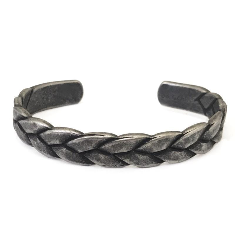 Braided Metal Bangle