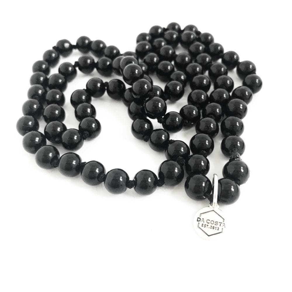 Black Onyx Stone Necklace Canada