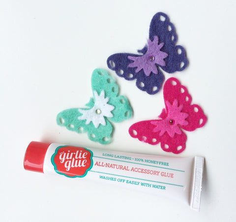Girlie Glue Essentials