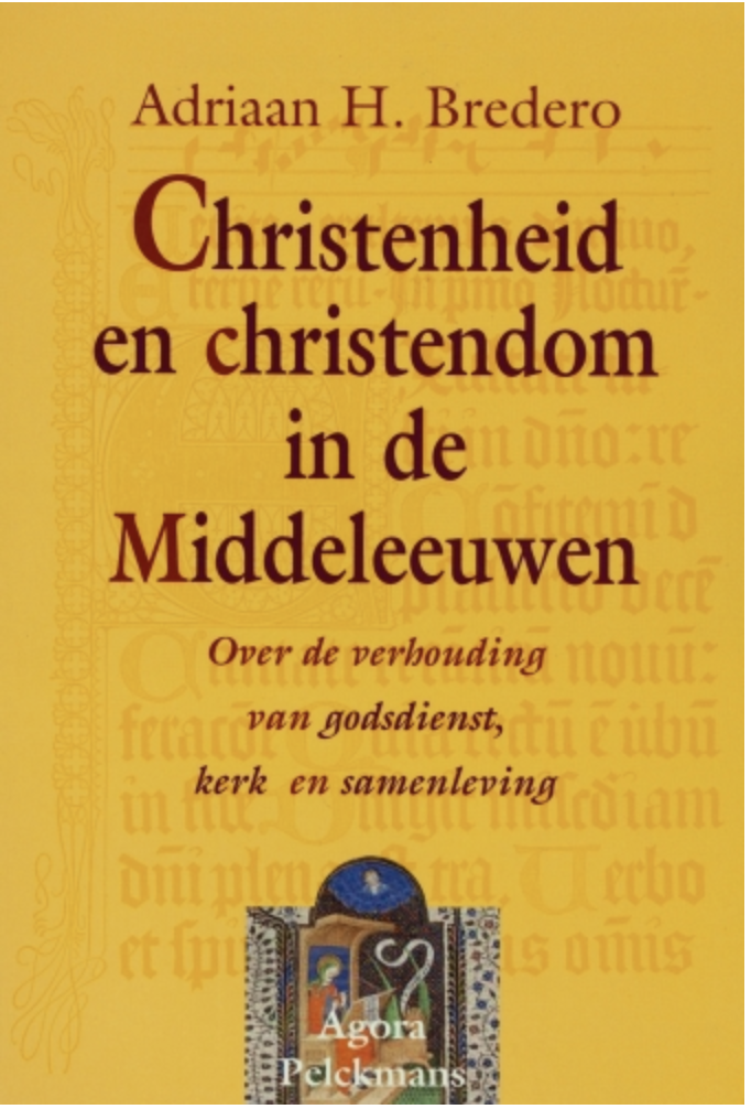 Christenheid en christendom in de Middeleeuwen