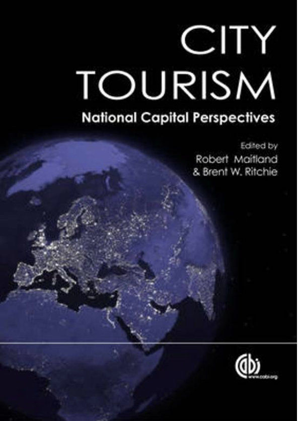 City Tourism: National Capital Perspectives