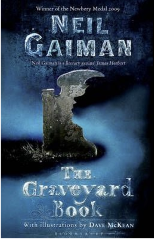 The Graveyard Book, adult version