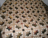 Autumn Leaves Quilt