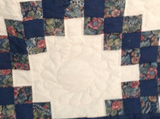 The Irish Chain Amish Quilt