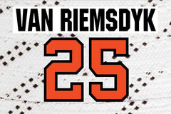 James Van Riemsdyk #25