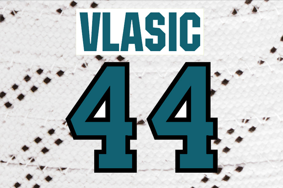 Marc-Edouard Vlasic #44