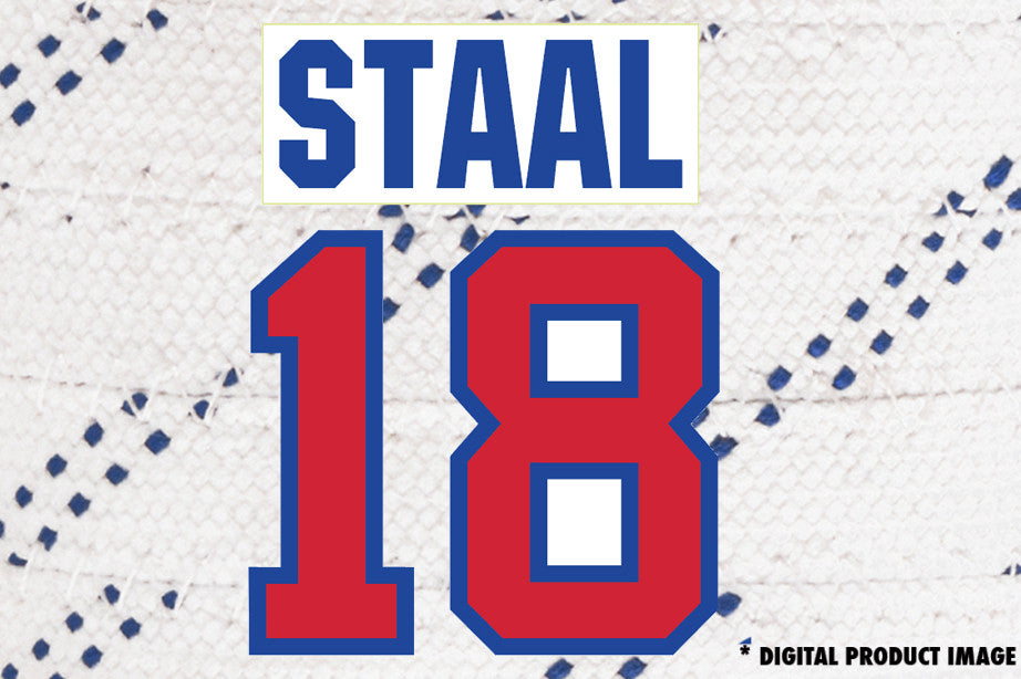 Marc Staal #18