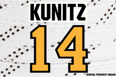 Chris Kunitz #14